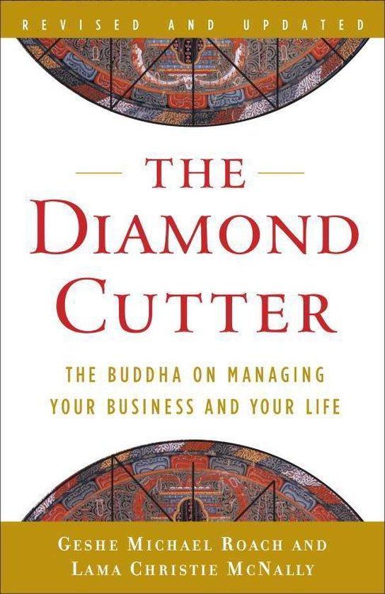 Boek cover The Diamond Cutter van Geshe Michael Roach (Onbekend)