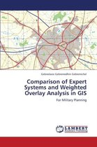 Comparison of Expert Systems and Weighted Overlay Analysis in GIS