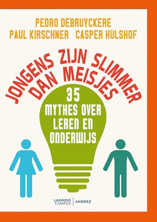 Jongens zijn slimmer dan meisjes XL - Pedro de Bruyckere | Readingchampions.org.uk