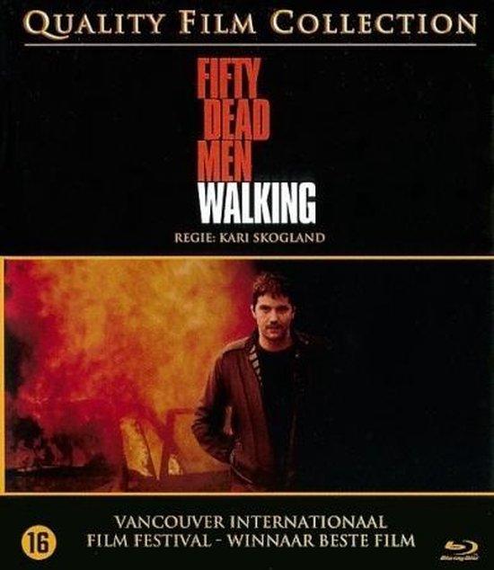 Cover van de film 'Fifty Dead Man Walking'