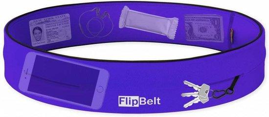 Flipbelt Classic Paars - Running belt - Hardlopen - L