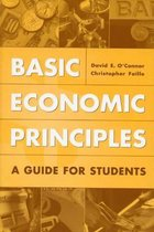 Boek cover Basic Economic Principles van David E. OConnor