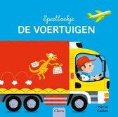 Speelboekje  -   De voertuigen