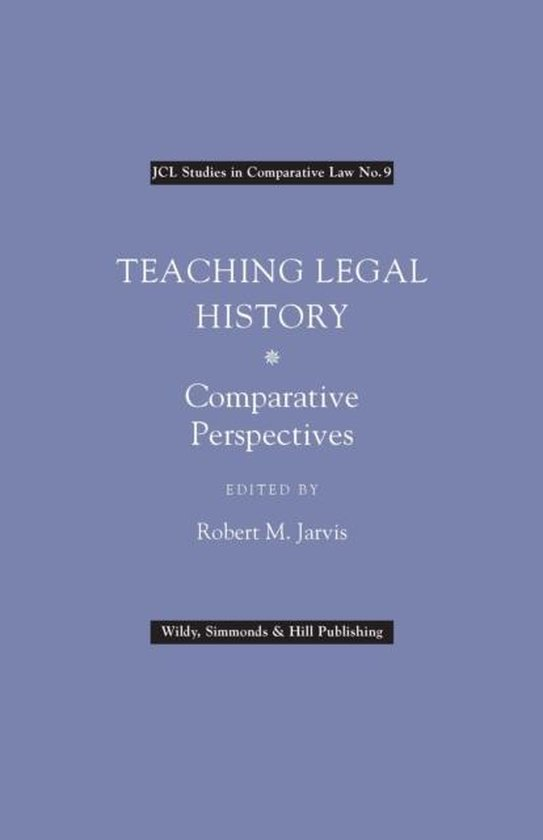 Teaching Legal History