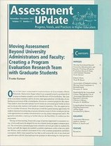 Assessment Update Volume 17, Number 6 November-december 2005