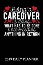 Being a Caregiver Is Doing What Has to Be Done