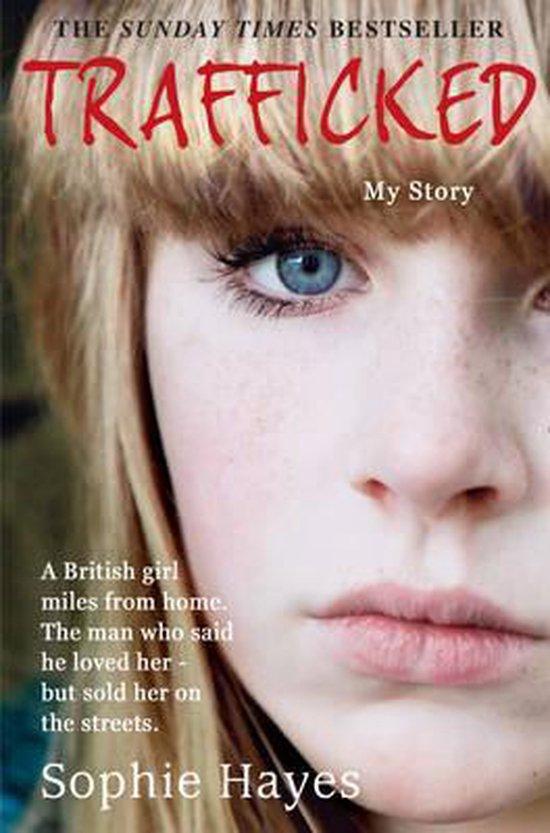Boek cover Trafficked van Sophie Hayes (Paperback)