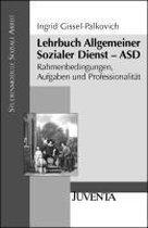 Lehrbuch Allgemeiner Sozialer Dienst - ASD