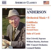 Anderson: Orchestral Music 5