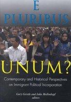 Boek cover E Pluribus Unum? van