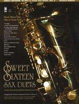 Sweet Sixteen Sax Duets