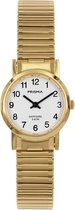 Prisma horloge 1817 dames rekband edelstaal saffierglas