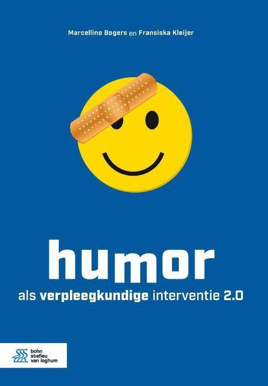 Humor als verpleegkundige interventie 2.0