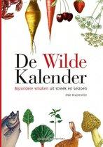 Boek cover De Wilde Kalender van Elsje Bruijnesteijn