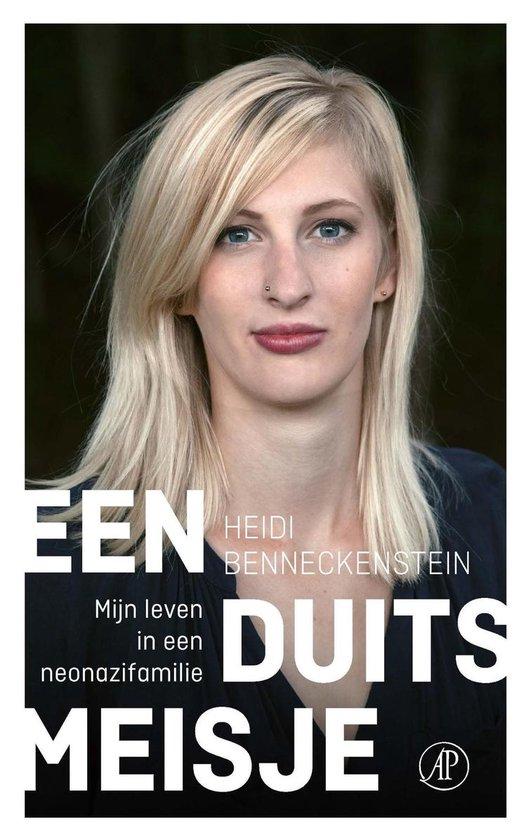 Een Duits meisje - Heidi Benneckenstein  