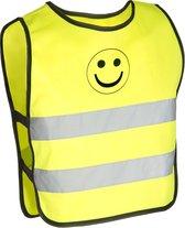 M-wave Reflecterend Veiligheidsvest Smiley Junior Maat Xxs-xs