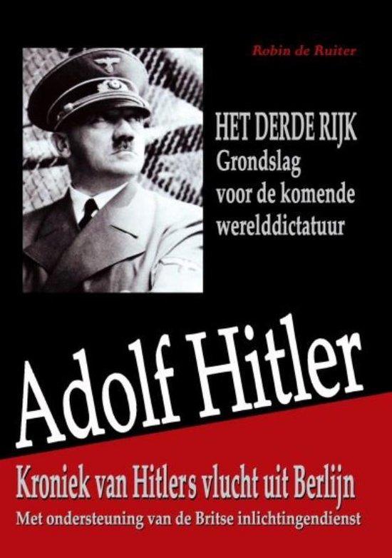 Adolf Hitler Het Derde Rijk
