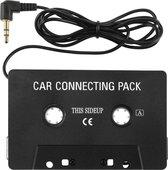 Cassette Adapter voor Ipod, Iphone, MP3 speler etc… / ABCstore Huismerk