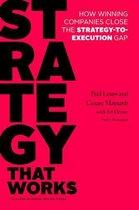 Boek cover Strategy That Works van Paul Leinwand (Onbekend)