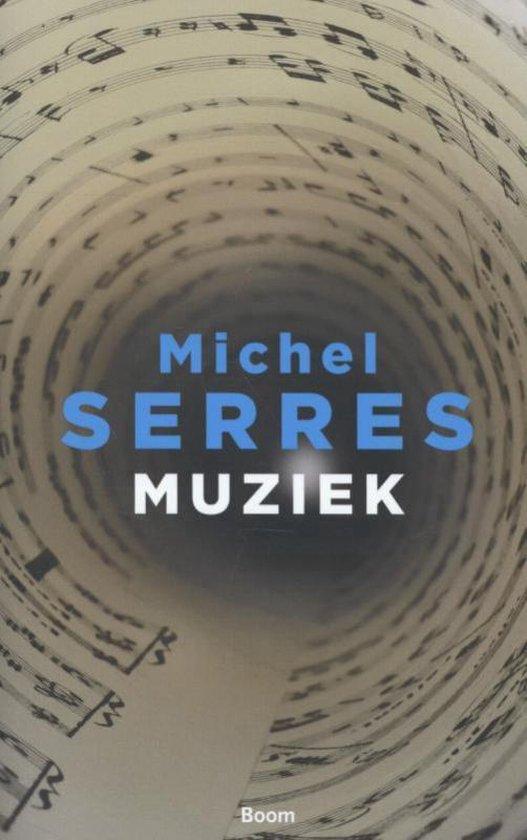 Boek cover Muziek van Michel Serres (Paperback)