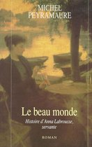 Omslag Le Beau monde
