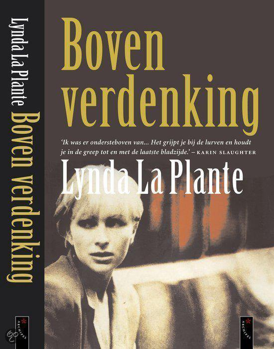 Boven Verdenking - Lynda La Plante |