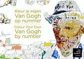 Kleur je eigen Van Gogh op nummer; Colour your own Van Gogh by number
