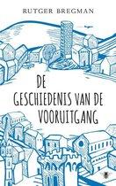 Boek cover De geschiedenis van de vooruitgang van Rutger Bregman (Paperback)