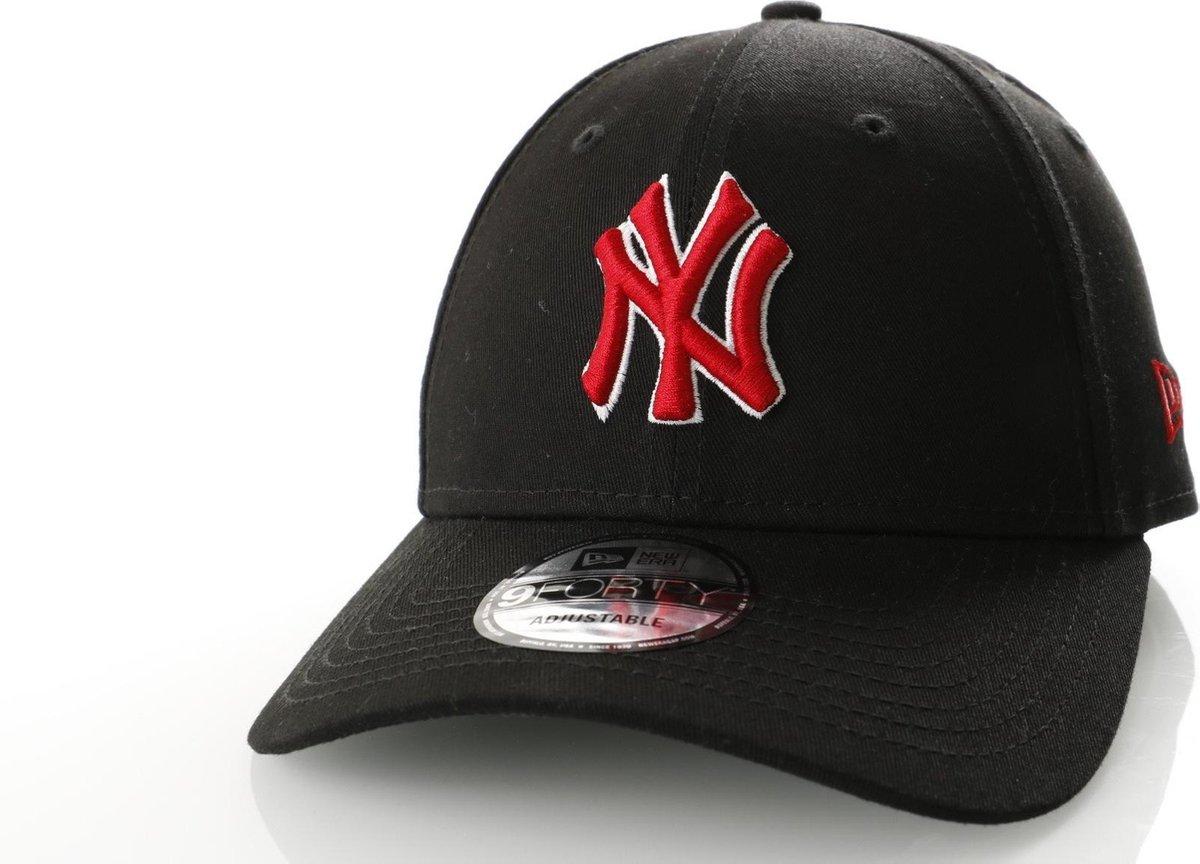 New Era Cap 9FORTY New York Yankees - One size - Unisex - Zwart