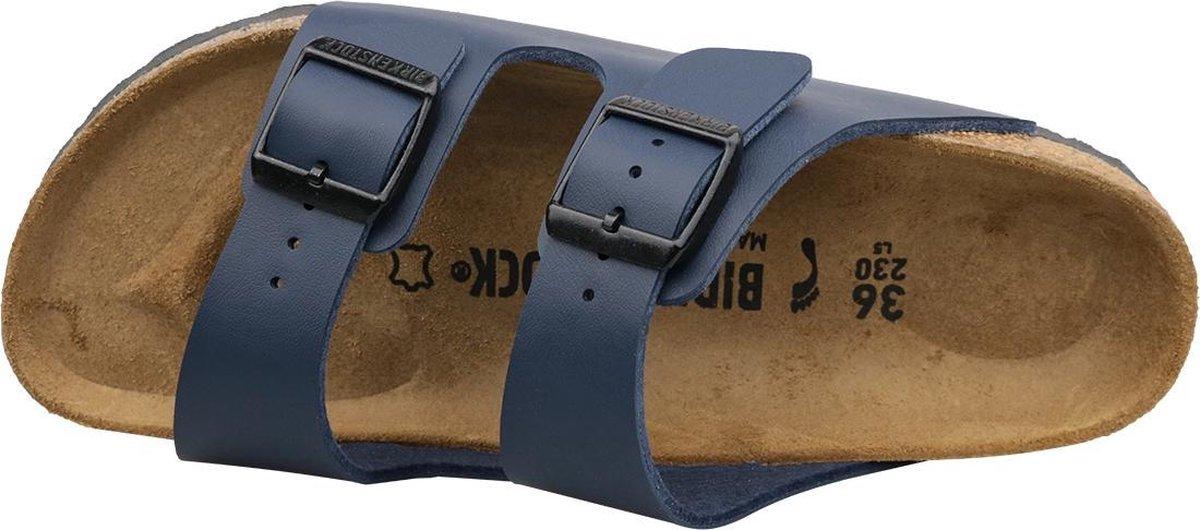 Birkenstock Arizona - Slippers - Blue - Regular - Maat 38 Slippers