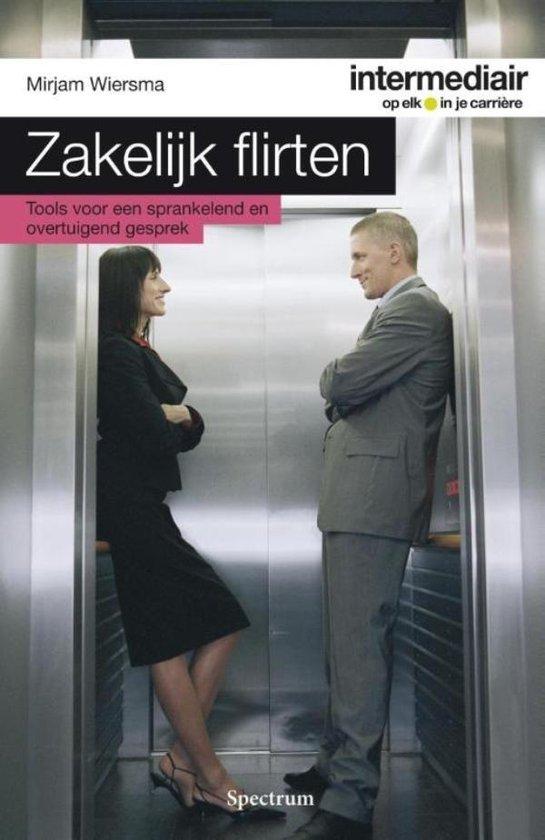 Zakelijk flirten - Mirjam Wiersma  