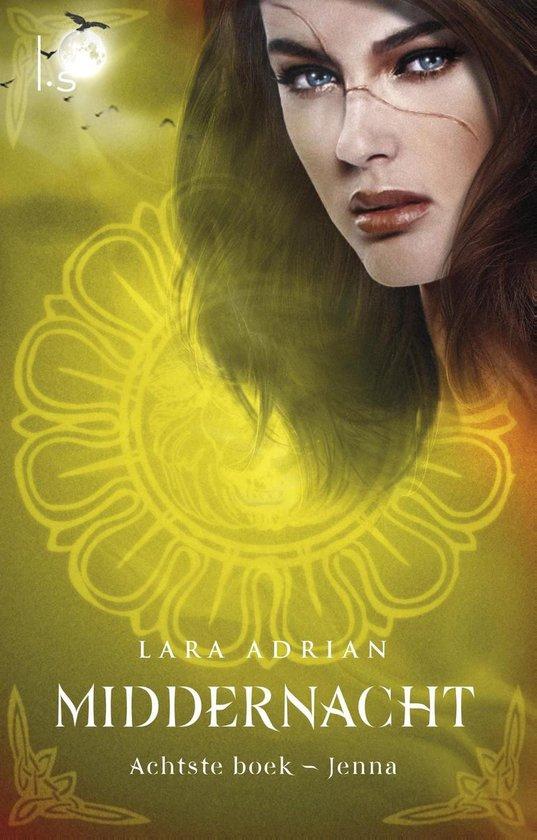Middernacht 8 - Jenna - Lara Adrian |
