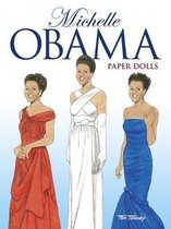 Michelle Obama Paper Dolls