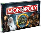 Monopoly Lord of the Rings - Engelstalig Bordspel