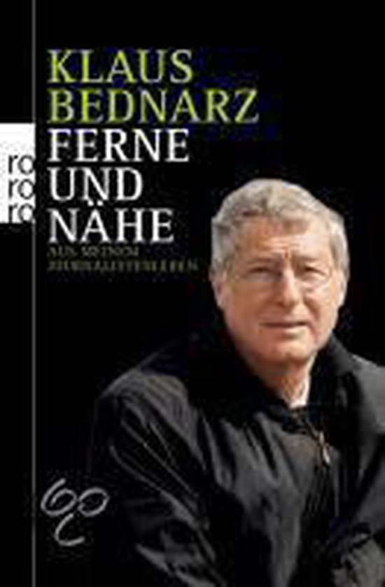 Boek cover Ferne und Nähe van Klaus Bednarz (Paperback)
