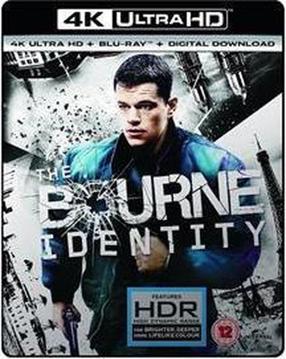 Bourne Identity-