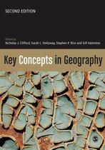 Boek cover Key Concepts in Geography van