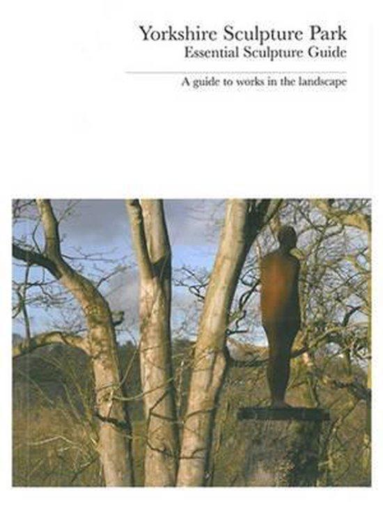 Boek cover Yorkshire Sculpture Park van Clare Lilley (Paperback)
