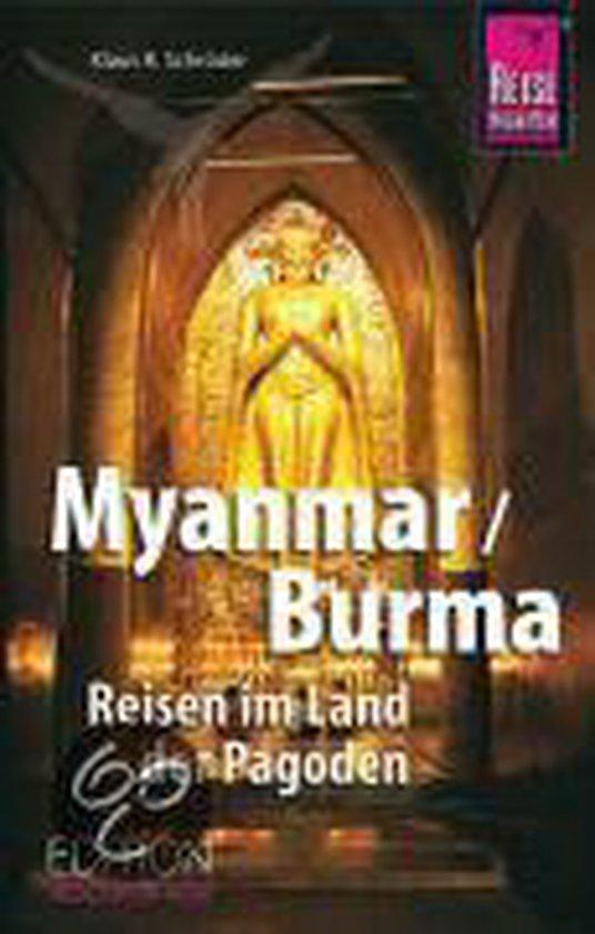 Myanmar / Burma - Schröder, Klaus R. | Fthsonline.com