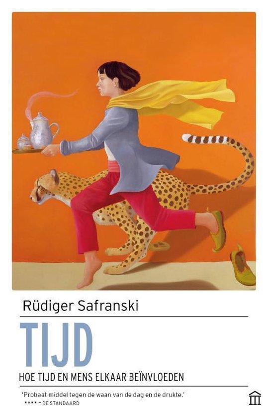 Boek cover Tijd van Rüdiger Safranski