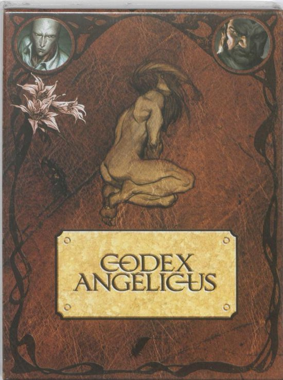 Codex angelicus 003 Thomas + box - Gloris |