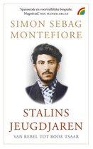 Boek cover Stalins jeugdjaren van Simon Montefiore