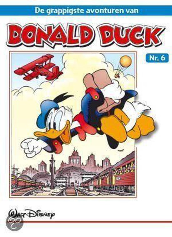 De grappigste avonturen van Donald Duck - Marco Rota  