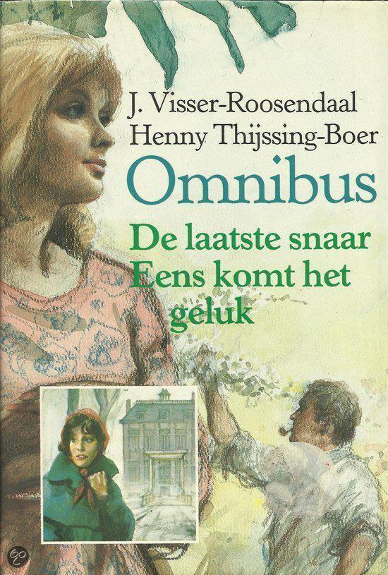 Omnibus laatste snaar enz - Henny Thijssing-Boer pdf epub