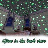 Glow in the dark sterren 30 stuks ǀ Pride Kings®