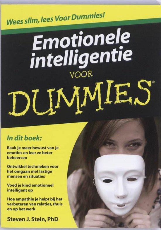 Voor Dummies - Emotionele intelligentie voor Dummies - Steven J. Stein  