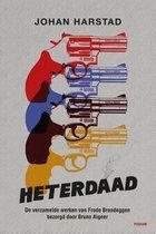 Boek cover Heterdaad van Johan Harstad