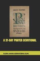 A 31-Day Prayer Devotional