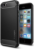 Spigen Rugged Armor for iPhone 5/5s/SE black