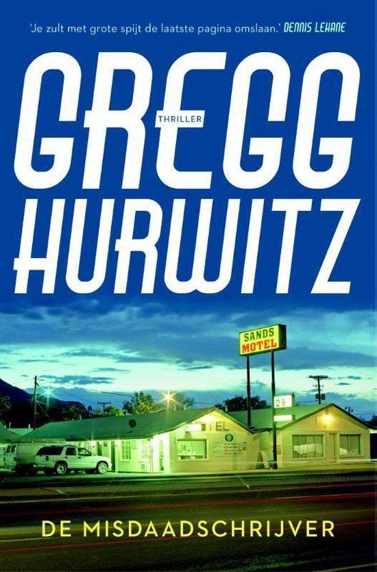 De misdaadschrijver - Gregg Hurwitz |